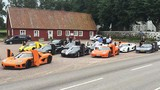 """Dàn siêu xe triệu đô Koenigsegg """"quẩy"""" tại Thụy Điển"""