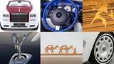 Rolls-Royce ra mắt 7 phiên bản siêu xe sang đặc biệt