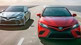 Toyota Camry phiên bản 2018 sắp cập bến Việt Nam?