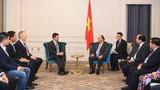 Thủ tướng Nguyễn Xuân Phúc tiếp Phó Chủ tịch Sàn chứng khoán NASDAQ
