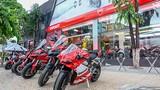 Ducati Việt Nam có showroom môtô chuẩn 3S toàn cầu