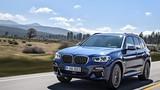 Cận cảnh SUV hạng sang cỡ nhỏ BMW X3 phiên bản 2018