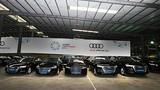 """Thêm 186 xe sang Audi Apec 2017 """"cập bến"""" Việt Nam"""