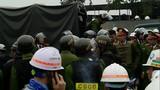 Hàng nghìn công nhân tụ tập sau vụ xô xát ở nhà máy Samsung
