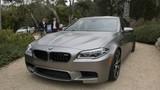 Mừng sinh nhật, BMW ra mắt M5 đặc biệt 600 mã lực
