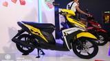 Xe tay ga giá mềm tiết kiệm nhiên liệu mới của Yamaha