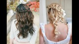 Những kiểu tóc đẹp cho cô dâu mùa cưới