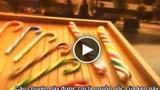 Độc đáo quy trình sản xuất kẹo gậy Giáng sinh