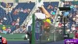 Pha cứu bóng hài hước nhất làng quần vợt thế giới