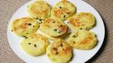 Cách làm bánh khoai tây chuẩn vị Việt ăn sáng tuyệt ngon