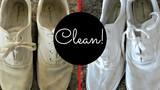 Chiêu giặt giày cũ trắng tinh như mới trong tích tắc