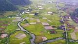 Nhìn toàn cảnh Việt Nam từ trên cao đẹp ngỡ ngàng