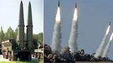 Sức công phá của những tên lửa đạn đạo