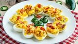 5 món ăn từ trứng ngon đến miếng cuối cùng