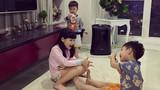 Khả năng nói tiếng Anh của 3 nhóc tì nhà MC Phan Anh
