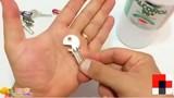 Hai điều kinh ngạc bạn có thể làm với 1 chiếc chìa khóa