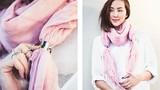 8 kiểu quàng khăn đơn giản trong 1 phút nên thử ngay