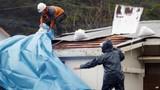 Nhật Bản: Hàng trăm nghìn người sơ tán vì siêu bão Vongfong