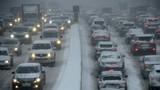 Choáng: 500 vụ tai nạn, kẹt xe tồi tệ trong 1 giờ ở Moscow