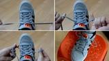 Cách buộc dây giày siêu nhanh trong 2 giây