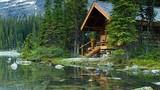 Mê mẩn nhà nhỏ xinh trong rừng đẹp như tranh vẽ