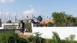 Bên trong khu biệt thự xây trái phép của TGĐ ở Sóc Trăng