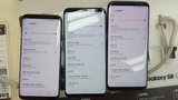 Màn hình bỗng đỏ rực, Samsung Galaxy S8 gặp sự cố trầm trọng