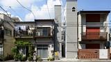 Ngắm những mẫu nhà ống kiểu Nhật đẹp cá tính