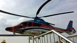 Chở khách bằng trực thăng từ trung tâm Sài Gòn ra Tân Sơn Nhất