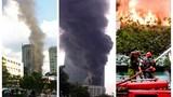 Từ cháy chung cư London, nhìn lại những chung cư bốc cháy ở VN