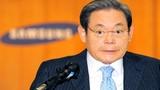 Chủ tịch Samsung lọt top giàu nhất thế giới