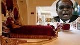 Bên trong biệt thự lộng lẫy của Tổng thống Zimbabwe