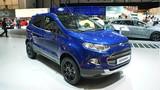 Ford EcoSport mới nhiều cải tiến, loại bỏ lốp dự phòng