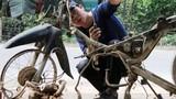 Khám phá 'lò mổ' xe, đưa huyền thoại thành phế liệu ở HN