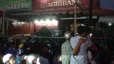 Hàng trăm CS bao vây kẻ cướp NH Agribank ở Đồng Nai