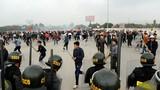 Cảnh sát diễn tập chống khủng bố quy mô lớn bảo vệ ĐH Đảng