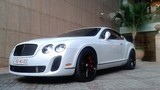 """Xe sang """"hàng hiếm"""" Bentley Continental Supersports tại VN"""