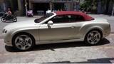 """Siêu xe sang Bentley Continental GTC nội thất """"đỉnh"""" nhất VN"""