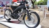 """Cận cảnh """"xế nổ"""" Yamaha TFX 150 siêu độc tại VN"""