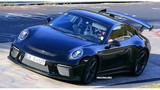 Siêu xe Porsche 911 GT3 2017 lần đầu lộ diện