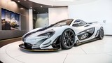 """Siêu xe thể thao McLaren P1 GTR """"chốt giá"""" 90,2 tỷ"""