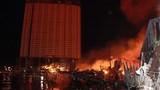 Cháy kinh hoàng ở Nha Trang, nhiều nhà bị thiêu rụi