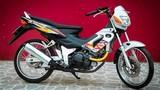 """Honda Sonic 125 độ kiểng, """"nội công khủng"""" tại Sài Gòn"""