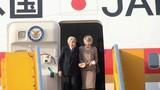 Ảnh: Nhà vua và Hoàng hậu Nhật Bản bắt đầu thăm Huế