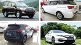 """Điểm mặt xe ôtô """"đại hạ giá"""" đầu năm 2017 tại VN"""