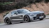 """""""Soi"""" siêu xe Mercedes AMG GT R giá 3,55 tỷ đồng"""