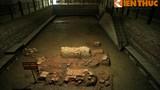 Tận mục tàn tích cung điện 1.000 năm tuổi của VN