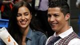 Siêu mẫu Irina Shayk xác nhận chia tay Ronaldo