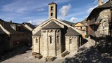 Tận mục loạt nhà thờ cổ độc đáo của xứ Catalan