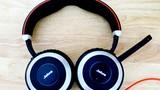 Cận cảnh tai nghe khử tiếng ồn cao cấp Jabra Evolve 80
